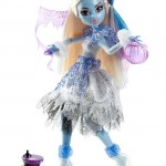 Abbey Bominable - Monster High lutka