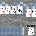Steel Tower Solitaire - soliter pasijans